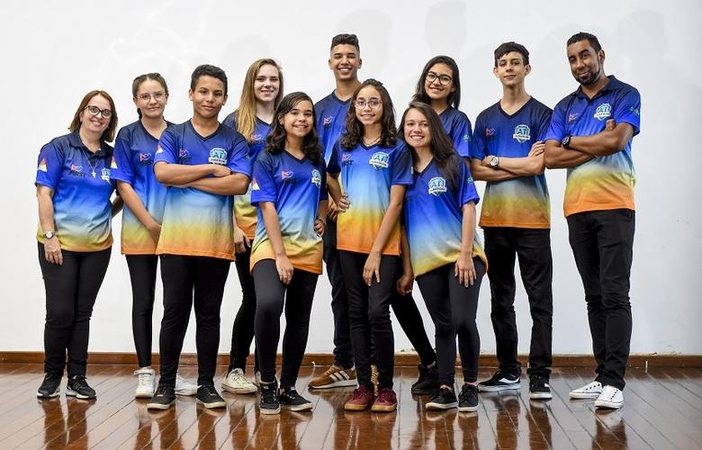 Equipe Albatroid vai participar da etapa nacional do Torneio de Robótica