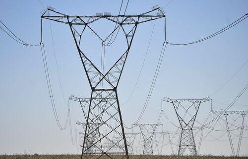 Estação de energia. Foto: Agência Brasil