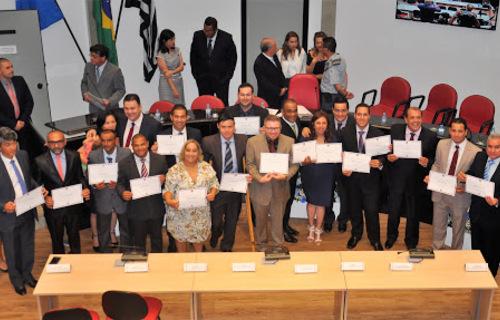 Posse - Foto: Câmara Municipal de Arujá/SP