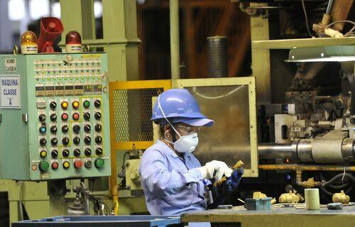 Indústria. Foto: Agência Brasil