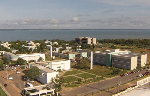 Cursos UFT e governo federal: Divulgação/UFT