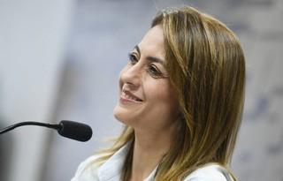 Senadora Soraya Thronicke / Foto: Edilson Rodrigues - Agência Senado
