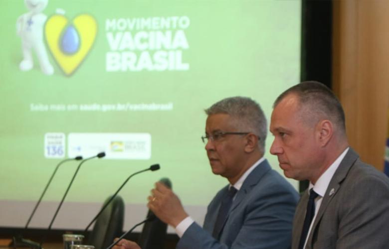 Foto: Erasmo Salomão/ASCOM MS