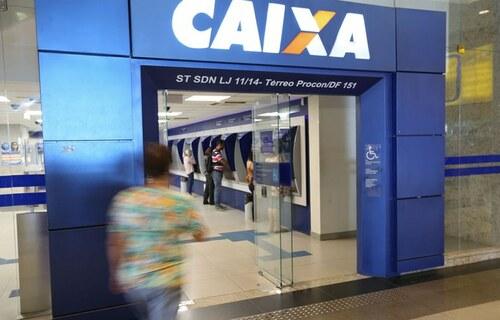 Caixa - Foto: Agência Brasil