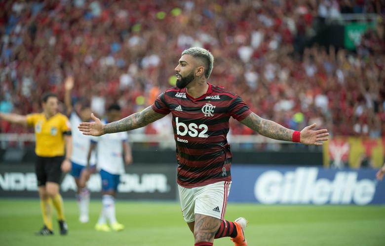 Créditos: Alexandre Vidal/Flamengo