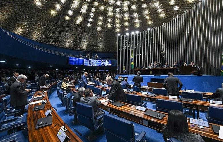 Plenário do Senado - Foto: Jefferson Rudy/Agência Senado