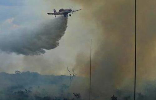 Foto: Corpo de Bombeiro de Mato Grosso