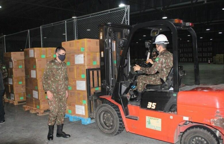 Foto: Divulgação/Ministério da Defesa