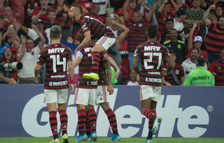 Fotos: Alexandre Vidal & Paula Reis / Flamengo