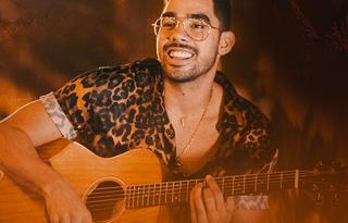 "Gabriel Diniz, cantor do hit ""Jenifer"""