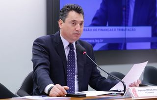Deputado Sérgio Souza / Foto: Câmara dos Deputados