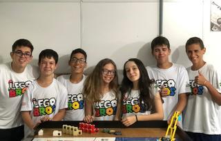 Foto: Equipe Lego Bros de São Gonçalo do Sapucaí /Arquivo Pessoal
