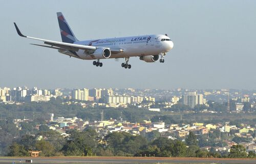 Avião. Foto: Agência Brasil.
