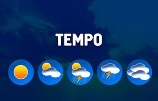 No Norte, a previsão do tempo para esta sexta-feira (29) indica céu nublado e pancadas de chuva em algumas áreas