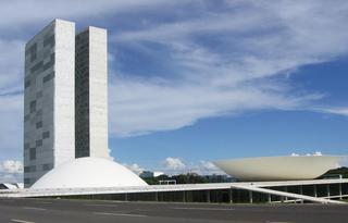 Congresso Nacional - Divulgação Internet