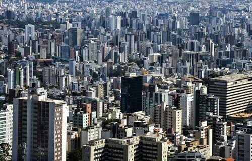 Belo Horizonte - Foto: Marcello Casal Jr/Agência Brasil