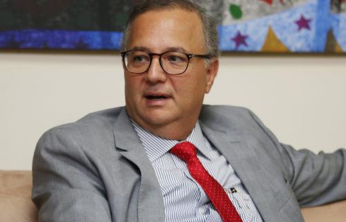 O secretário de Saúde da Bahia, Fábio Vilas-Boas. Foto: Sesab