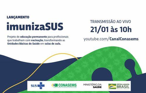 Foto: Divulgação/Conasems