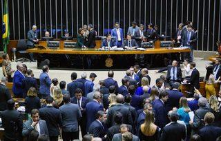 Plenário Câmara dos Deputados - Foto: Pablo Valadares