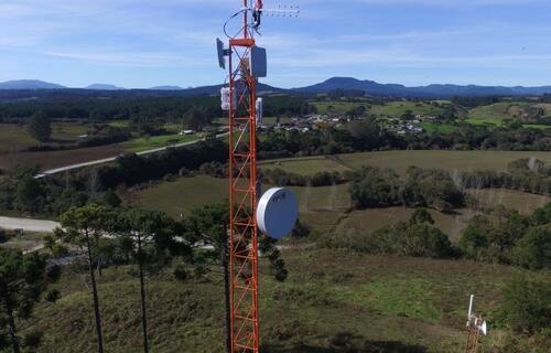 Internet Rural - Foto: Cristiano Froeder/SW Telecom