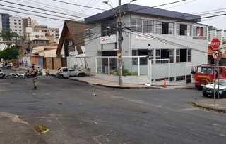 Foto: Corpo de Bombeiros-MG