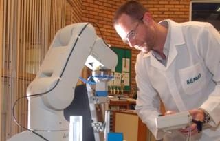 Laboratório SENAI - Foto: Agência CNI