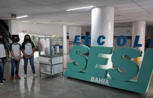 Foto: SESI Candeias