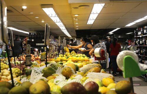 Economia: Supermercados têm alta de 12% nas vendas de janeiro