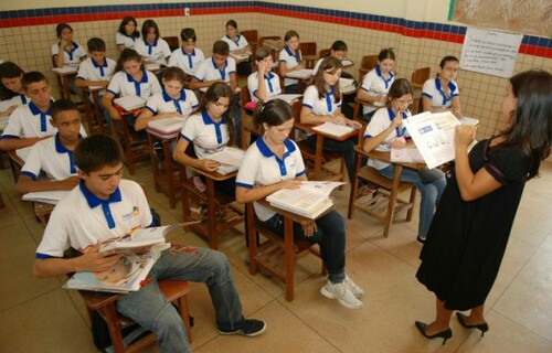 Educação - Foto: Sinpro/MG