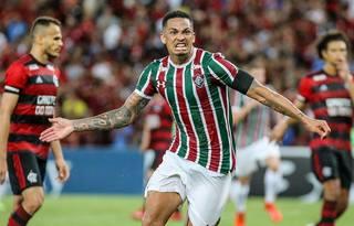 Créditos: Lucas Merçon - Fluminense