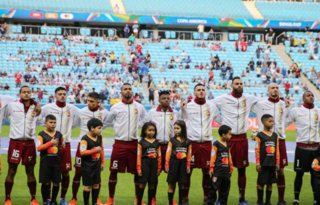 Foto: Federação Venezuelana de Futebol