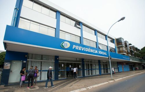 INSS. Foto: Agência Brasil.