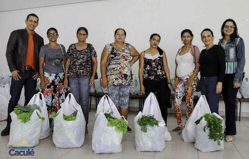 PAA. Foto: Governo de Cacule