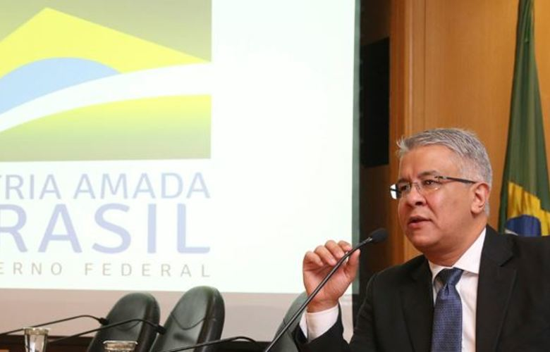 secretário de Vigilância em Saúde, Wanderson Oliveira. Foto: Erasmo Salomão / ASCOM MS