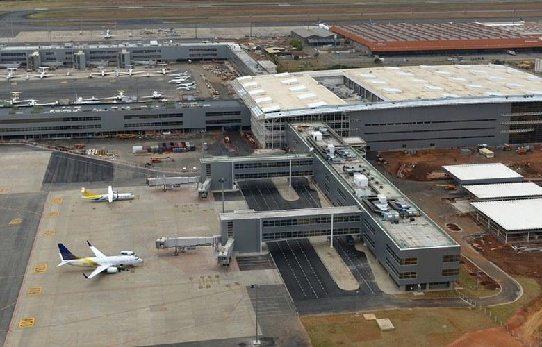 Aeroporto de Viracopos / Foto: Governo Federal