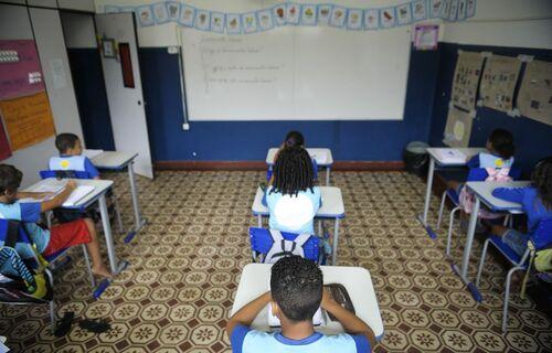 Escola - Foto: Tânia Rêgo/Agência Brasil
