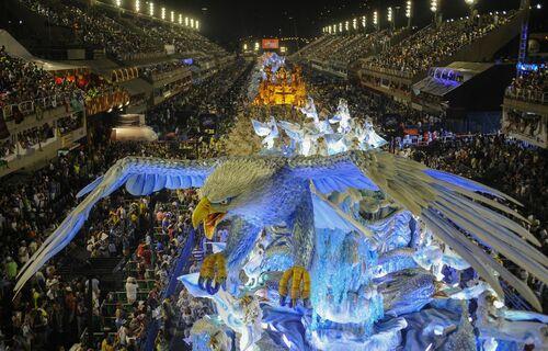 Carnaval. Foto: Agência Brasil.