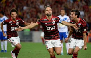 Foto: reprodução - Alexandre Vidal/Flamengo