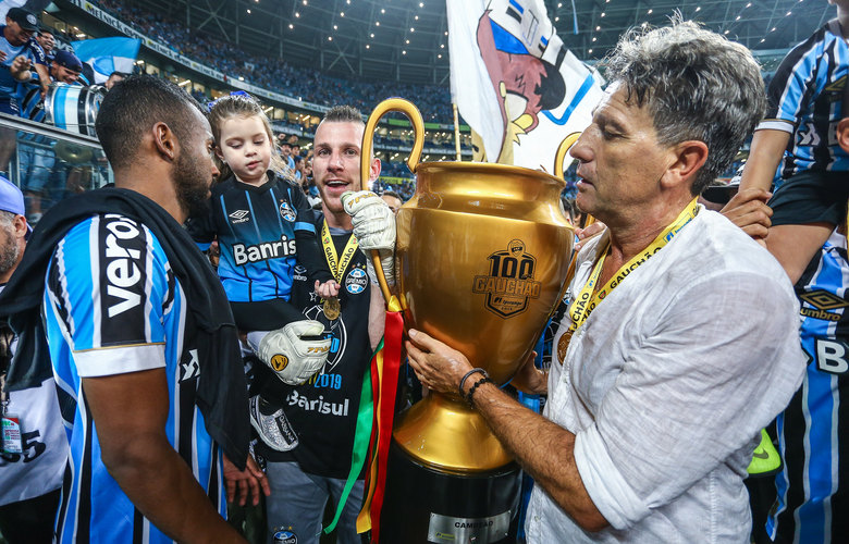 Foto: reprodução/Grêmio FPB
