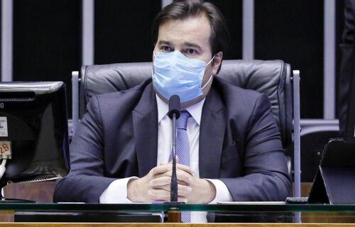 Rodrigo Maia. Foto: Maryanna Oliveira/Câmara dos Deputados