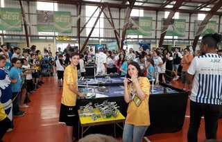 Equipe Aventura LEGO-RS - Arquivo Pessoal