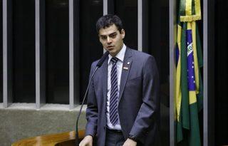 Deputado Tiago Mitraud / Foto: Câmara dos Deputados