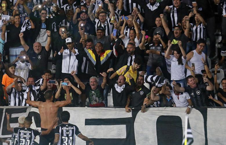 Créditos: Vítor Silva/Botafogo