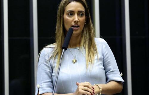 Deputada Flávia Arruda. Foto: Câmara dos Deputados.