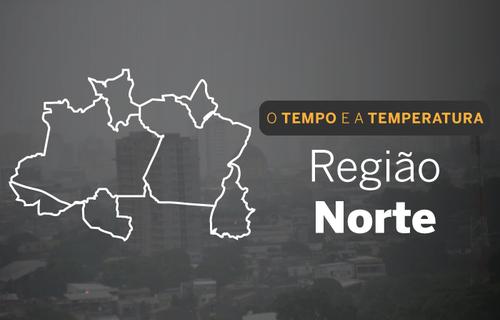Norte-Chuvoso - Foto: Brasil61
