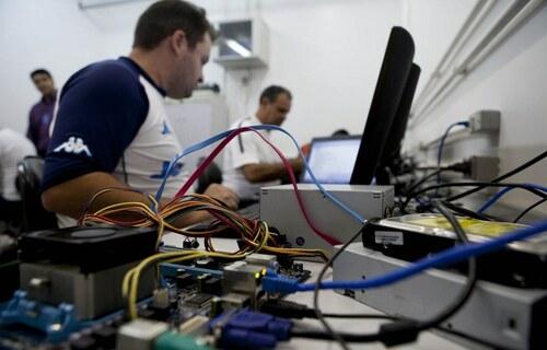 Curso Técnico - Foto: Agência Brasil