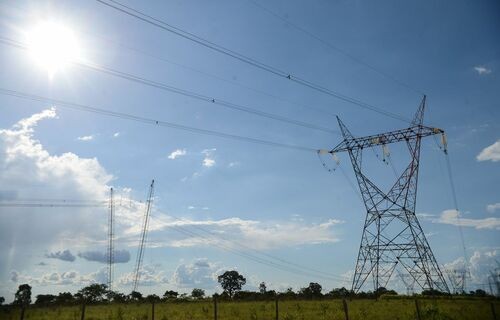 Energia elétrica. Foto: Agência Brasil.