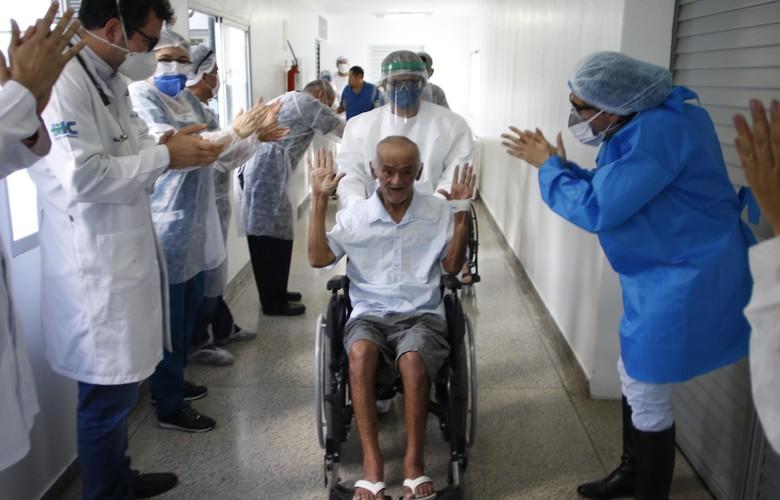 Brasil tem mais de 25 mil pessoas curadas da Covid-19   Agência do ...