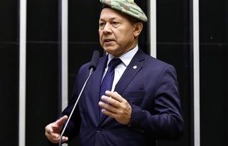 Deputado Coronel Chrisóstomo / Foto: Câmara dos Deputados