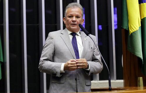 Deputado André Figueiredo (PDT-CE). Foto: Michel Jesus/Câmara dos Deputados